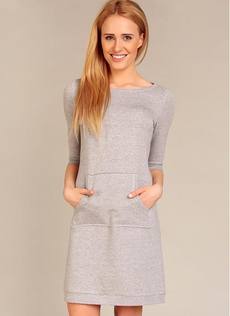 sukienka dresowa 2