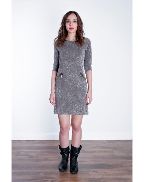 sukienka dresowa 3