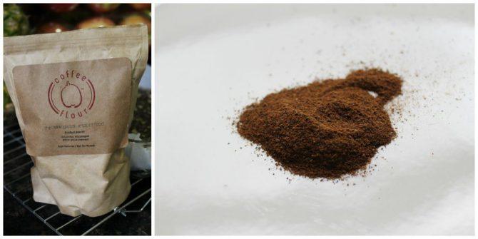 kawowa mąka