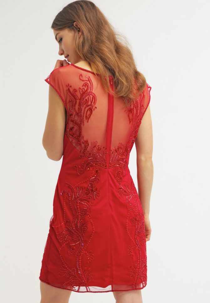 sukienka na Andrzejki