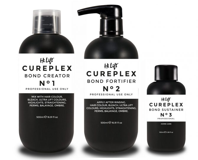 Cureplex trio