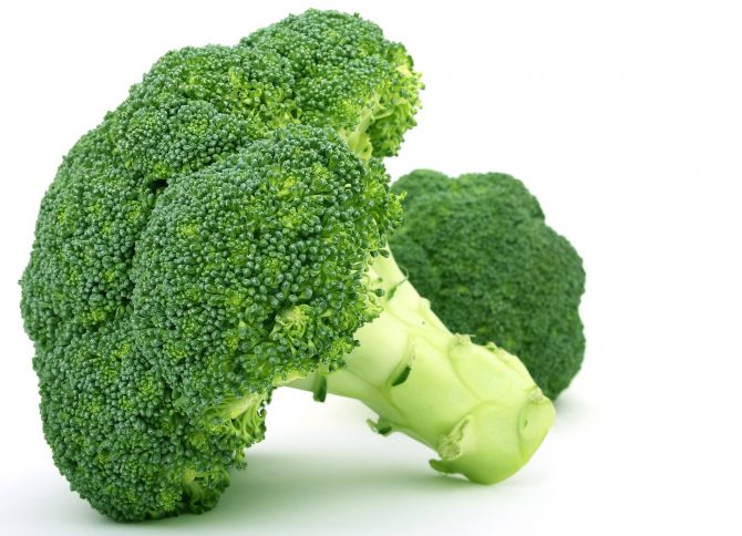 krem brokułowy