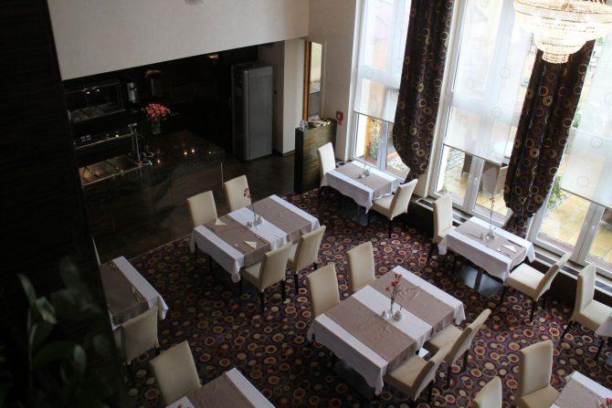 Malinowy Hotel