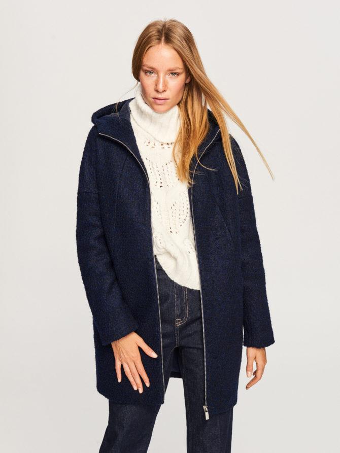płaszcz na jesień