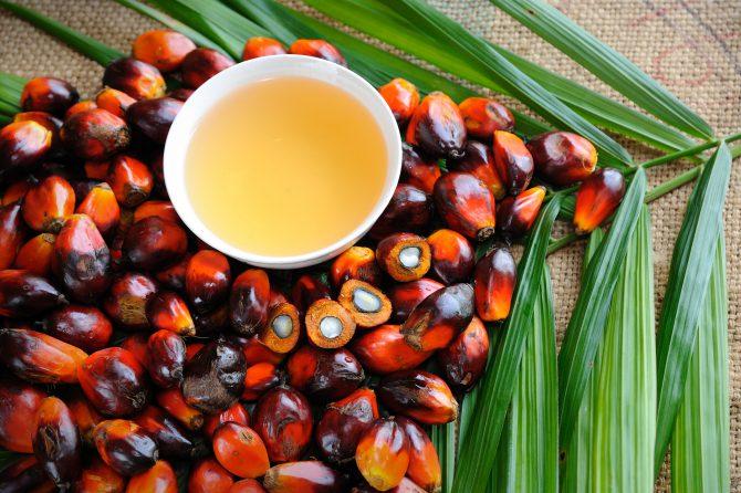 bez oleju palmowego