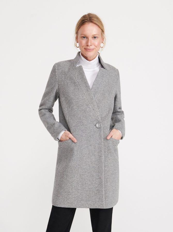 płaszcze przejściowe