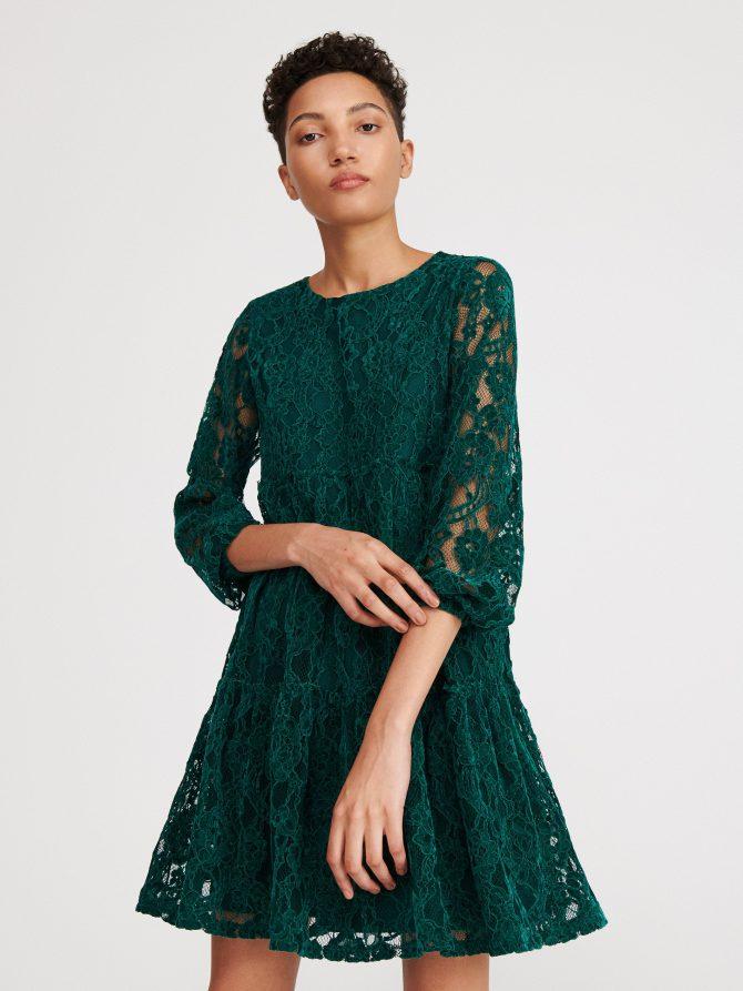 sukienka na święta Bożego Narodzenia 2019