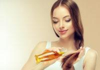olejek z rokitnika na włosy