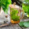 herbata z pokrzywy działanie