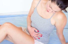 bóle menstruacyjne po 30