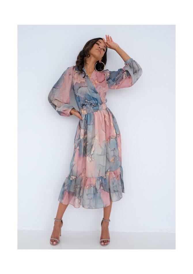 sukienki na jesień 2021